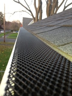 Gutter Guards Leaf Screen Installation Portland Oregon